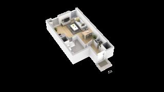 appartement 103 de type T1
