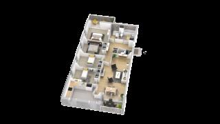 appartement 112 de type T5