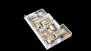 appartement 115 de type T3
