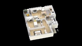 appartement A903 de type T3