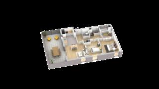 appartement A305 de type T3