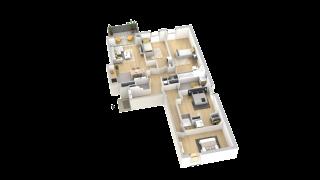 appartement B102 de type T5